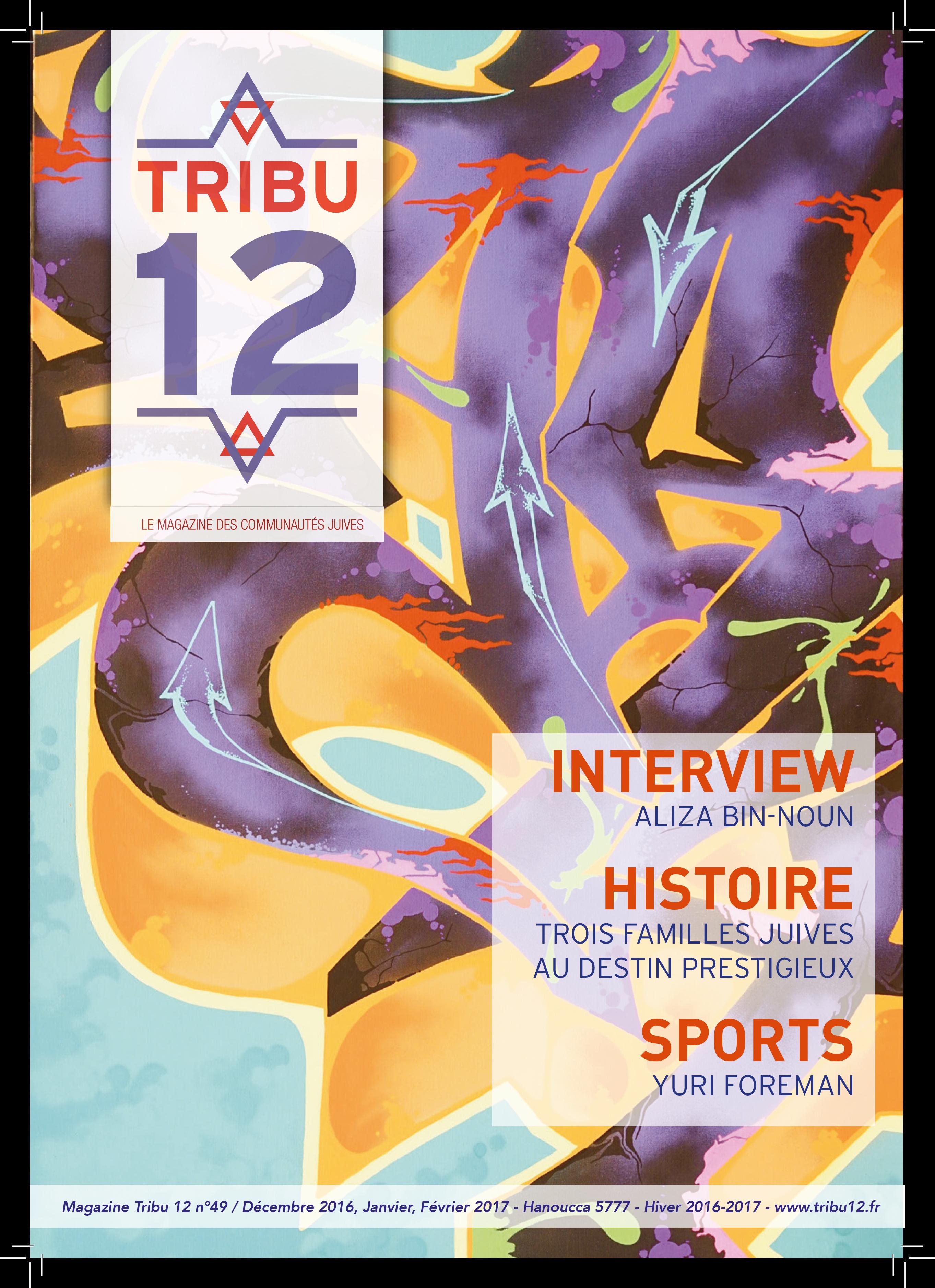 Tribu 12 N° 49