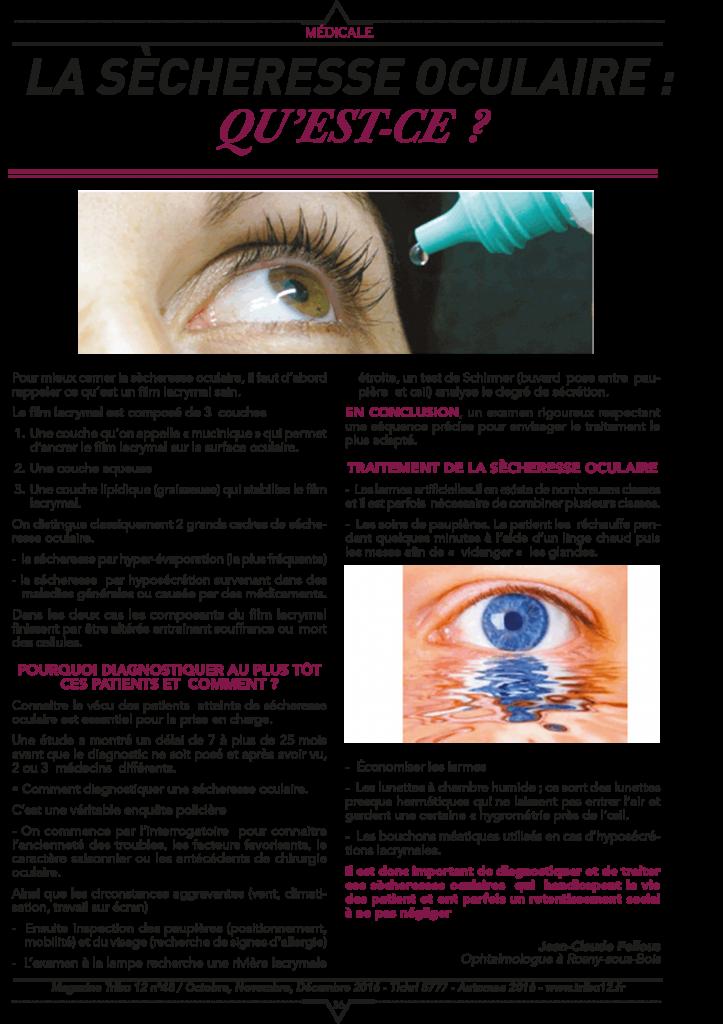 medicale-la-secheresse-oculaire